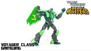 Video Review Of The Transformers Prime: BEAST HUNTERS