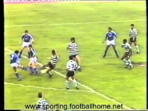 36J :: Belenenses - 0 x Sporting - 3 de 1988/1989