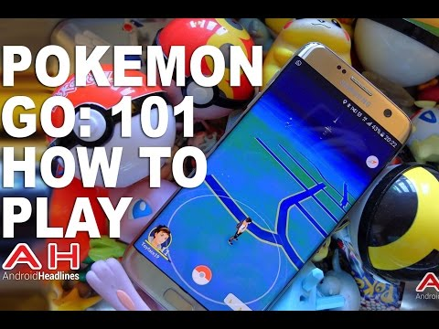 Pokemon GO 101 - Tips and Tricks on How to Play