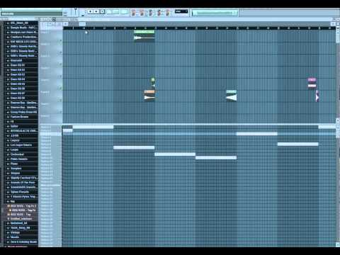 FL Studio 9 Hip Hop/ Rap Beat Tutorial German/ Deutsch (Pablo Productions)