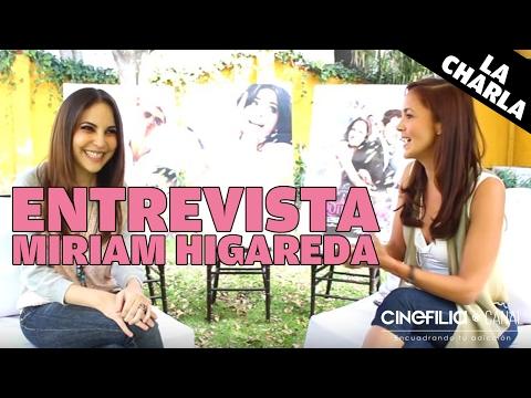Entrevista Cinefilia - Miri Higareda