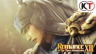 Romance of the Three Kingdoms XIII - Launch Trailer