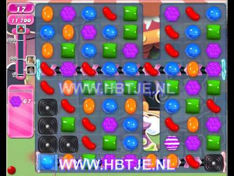 Candy Crush Saga level 560