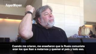 Woz: This is not my America