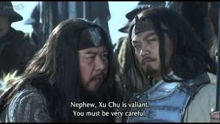 Three Kingdoms 2010 Ma Chao Vs Xu Zhu (ep. 62)