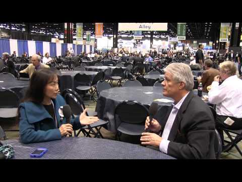 Interview of Karl Rabago at SPI (Solar Power International) 2013