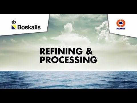 Boskalis Offshore | Refining and Processing