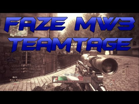 FaZe: Modern Warfare 3 Teamtage #2