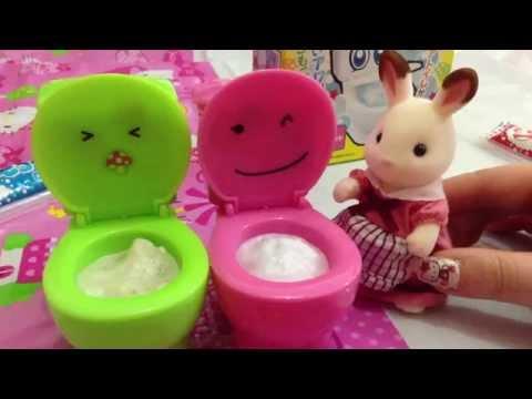Heart - もこもこモコレット♥ Moko Moko Mokoletto(Candy in a toilet )