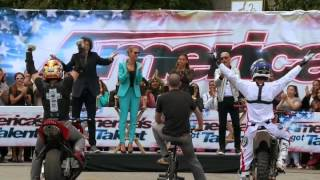 America's Got Talent 2014 Auditions Real Encounter