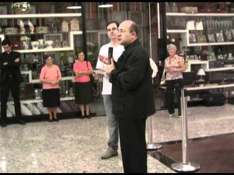 Abertura da Exposição de Fotos no North Shopping Barretos - 26/05/2012