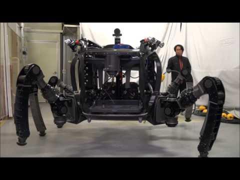 Crabster CR200 - robot oceaniczny