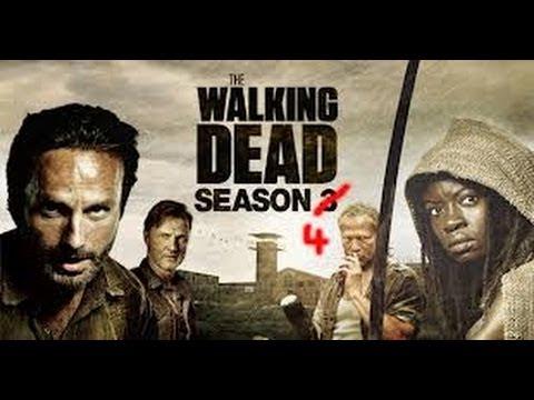 The Walking Dead 4 Temporada - Rumores y Efectos