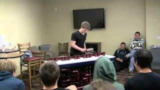 Funny Video PVC Pipe Instrument Music Skills Funny Video