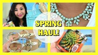 AprilAthena7 – Spring + Summer Collective Haul!