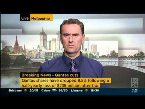 Steve P live on Qantas job cuts