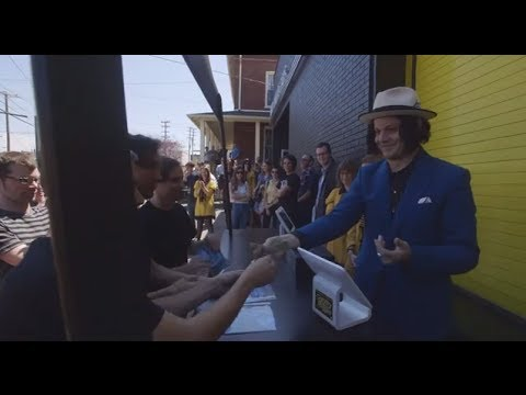 Thumbnail of video Jack White's World's Fastest Record (Record Store Day).