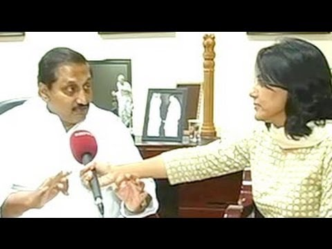 Bifurcating Andhra Pradesh for political gains is wrong: Kiran Reddy after resigning as CM