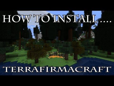 terrafirmacraft installer