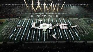 Super Bowl XLV 2011 Halftime Show Black Eyed Peas [HD