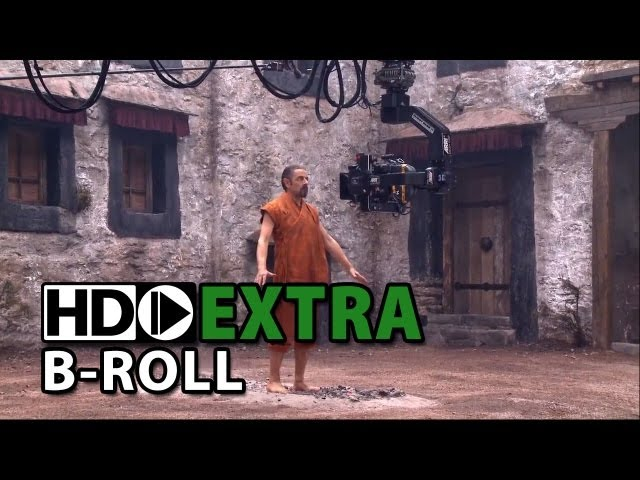 Johnny English Reborn (2011) Part1 - B-Roll, Making of & Behind the Scenes
