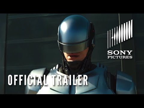 RoboCop  - Official Trailer #2 - In Theaters 2/12/14