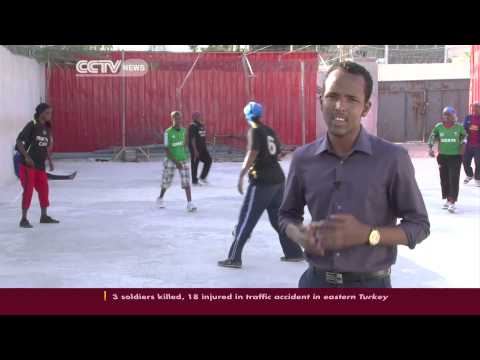 Sport gathering pace among women in Somalia