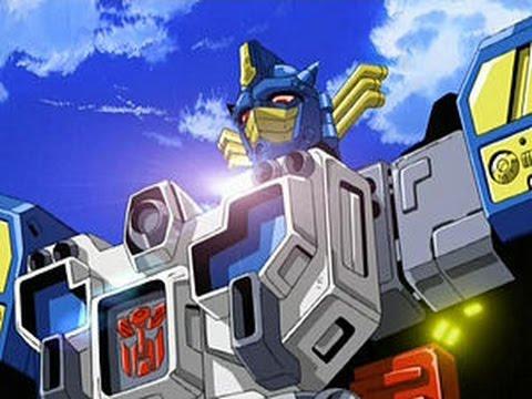 Transformers Armada Jet Convoy (fixed visuals)