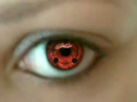 Real Sharingan Eye Contacts The real sharingan contact