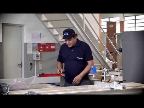 Esquadrejadeira de Precisão Automática  - ES-3200 A