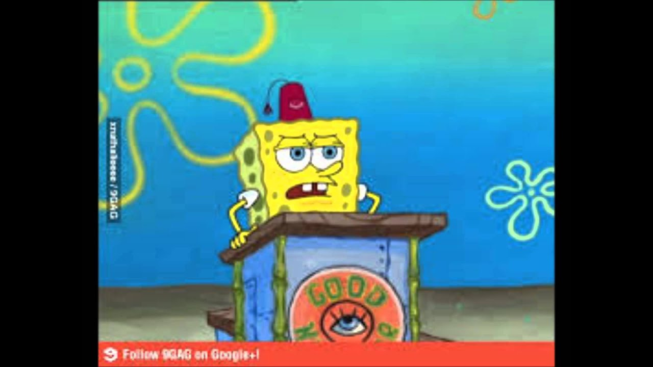 Illuminati Symbols In Spongebob Images & Pictures - Becuo Illuminati Signs In Spongebob