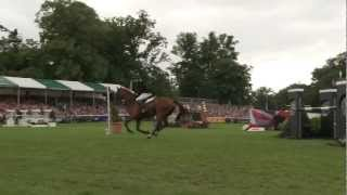 Land Rover Burghley Horse Trials 2012 - Show Jumping, Final Day