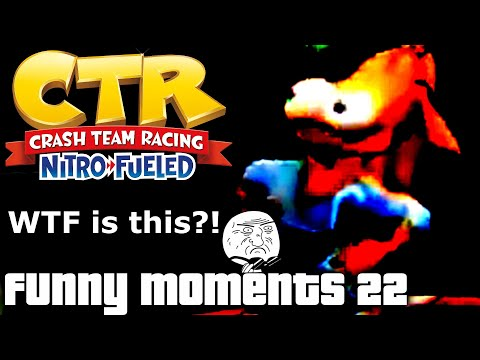 Crash Team Racing Nitro Fueled: Funny Moments 22 (Glitches, Fails, Wins)