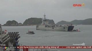 Toàn cảnh Hải quân Việt Nam diễn tập chiếm đảo quy mô lớn