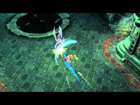 Русскоязычный трейлер игры с GamesCom 2011