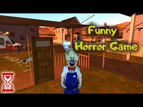 Обновление! Новая локация из Ice Scream   Funny Horror Game