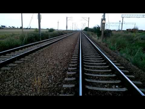 Speed trains EU- - A very beautiful movie,Fast Passenger trains