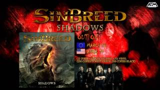 SINBREED - Shadows (LYRIC video)