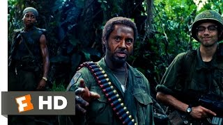 Tropic Thunder (6/10) Movie CLIP What Do You Mean, You