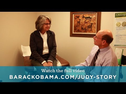 "Judy and Preventive Services: ""My Life Has Been Saved by the Affordable Care Act"""