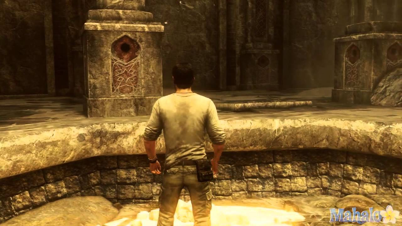 Uncharted 3 Walkthrough - Chapter 10: Historical Research ...