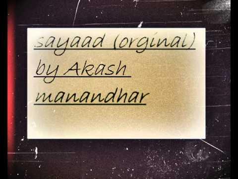 Hình ảnh trong video saayad (original) - Akash Manandhar