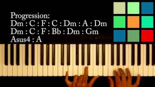 "How To Play ""Pirates Of The Caribbean"" Piano Tutorial"