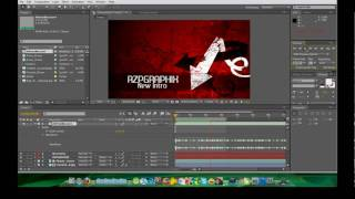 After Effects Tutorial : How To Add Audio File