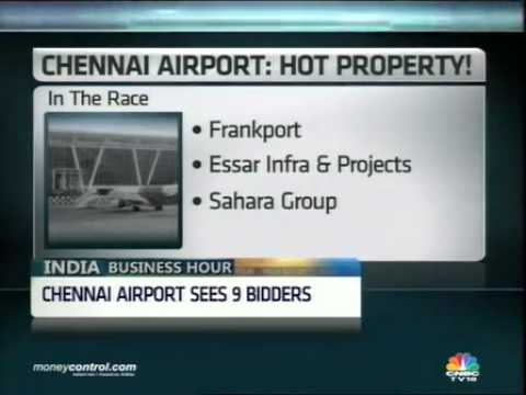 Chennai Airport employees protest against privatisation