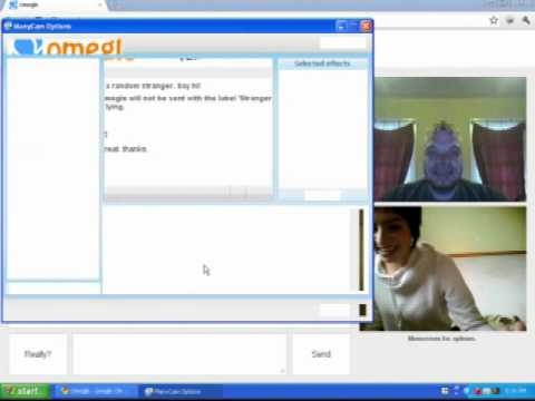 cheating on omegle