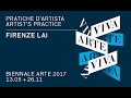 Biennale Arte 2017 - Firenze LAI