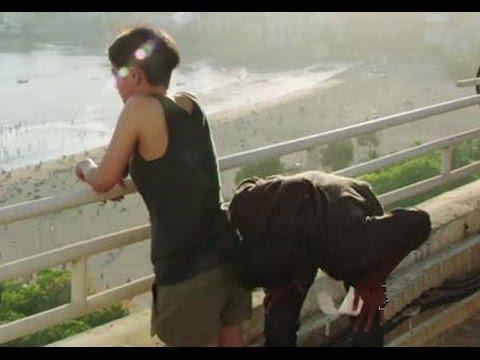 Dhanush Kissing Akshara Hassan's Butt in Shamitabh | Hot Tamil Cinema News