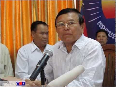 CNRP Vice President Will Raise Human Rights and Election Issues to Tell England Minister