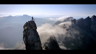 Viral: Death-defying Footage of a Mountain Biker